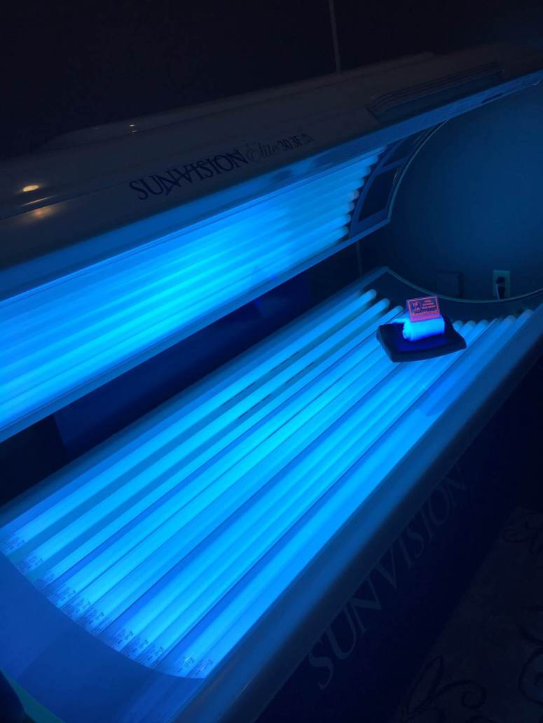 Rhanes Spa broken arrow tanning